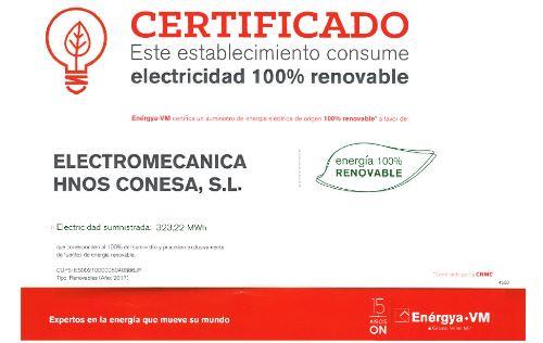 Certificado_energia_renovable_2017