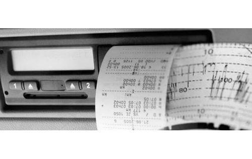Las entradas manuales en el Tacógrafo Digital