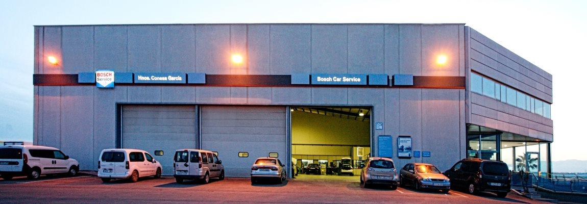 Taller Bosch Car Service